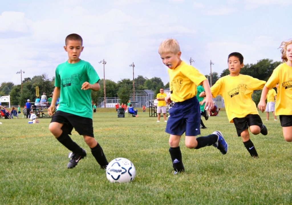 Young footballers score, thanks to Tyson Properties