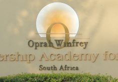 Kudos for Oprah Leadership Academy!
