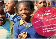 Steyn City invites the public to #PledgeAPair and become a #SoleMate