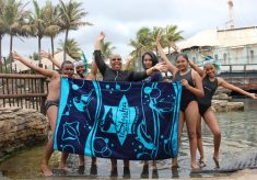 uShaka's Swimanathi promotes water safety!