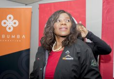 Former Public Protector's big climb for a better future!
