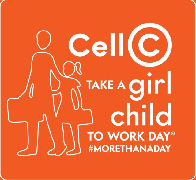Cell C Take a Girl Child to Work Day