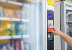 Vending machines offering free products coming soon