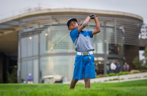 Move over Tiger, Meet SA's youngest future golf star
