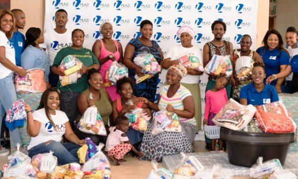 Umlazi community show their spirit of Ubuntu in the wake of recent floods