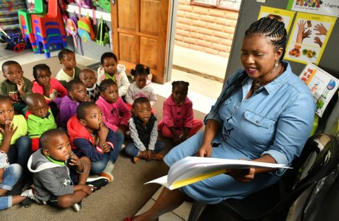 Generous funding sees R5m dedicated to 21 early learning centres in the Cape and Gauteng