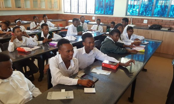 Digital education boost for SA's poorest pupils