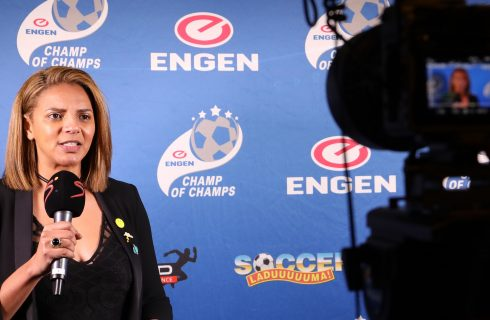 Engen's Youth Development Programme shortlisted for the 2018 Sport Industry Awards.