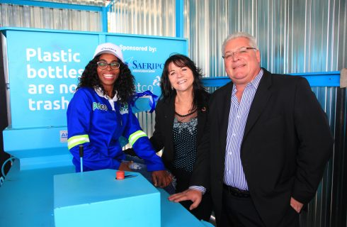 Welcome boost for SA recycling project