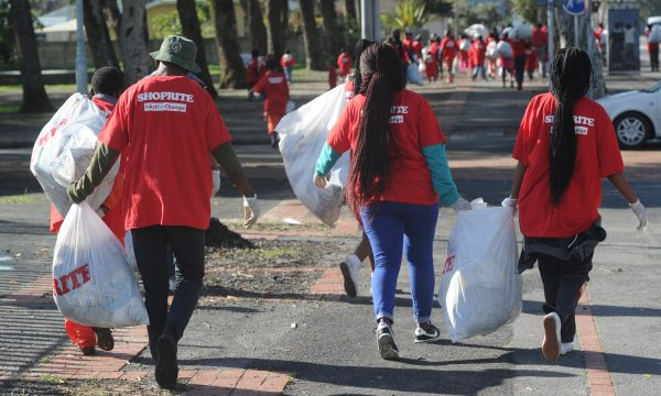 World Cleanup Day; another chance to clean up your hood