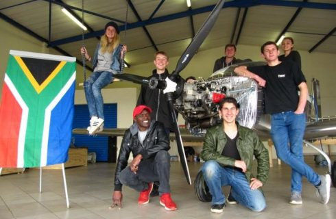 Brave South African Teens to fly from Cape to Cairo in a self-assembled aircraft