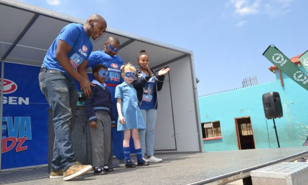 Engen KlevaKidz hits the East Rand to put safety first