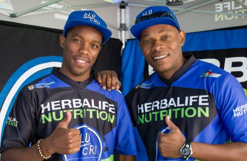 Herbalife Nutrition South Africa announces renewal of  Herbalife bLU cRU Yamaha Racing Team partnership