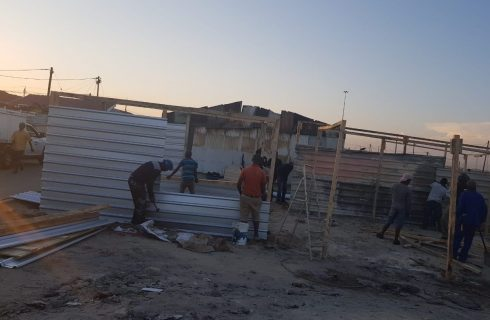 Relief for victims of Khayelitsha fires
