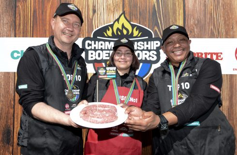 Mom makes best boerewors in SA
