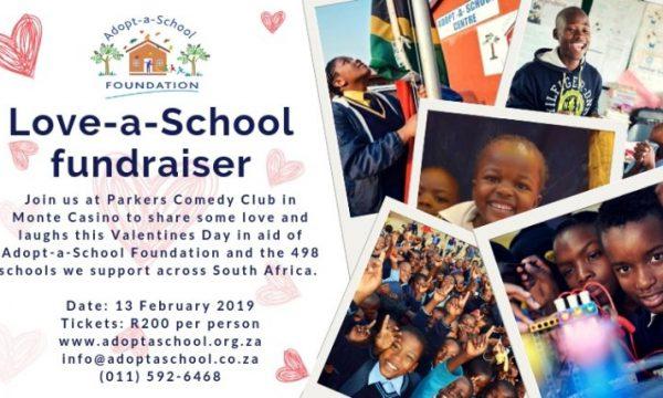 Love-a-School this Valentine's Day