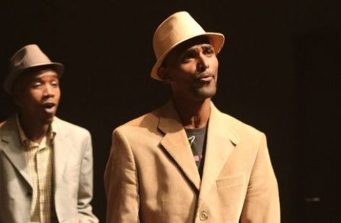 Prison inmates stage play at Artscape
