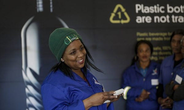 Boost for recycling SMMEs