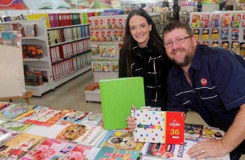 Stationery festival a highlight for schools