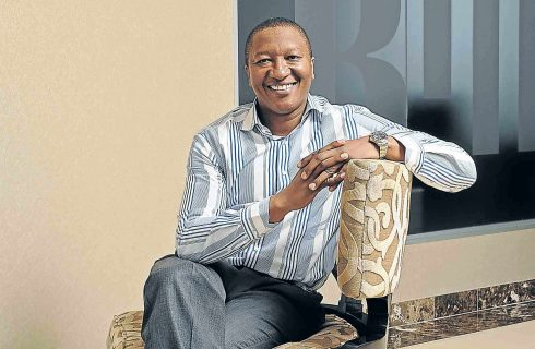 Ngebulana named one of Africa's top business leaders