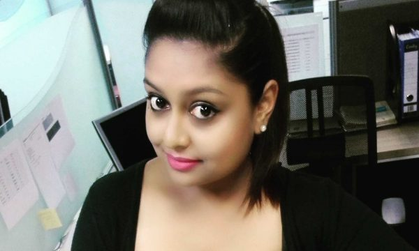 Engen's Sivashnie Perumal wants to pay her opportunities forward