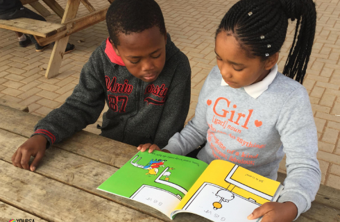 Youth Potential South Africa – YOUPSA supports National Book Week in the Gamtoos Valley