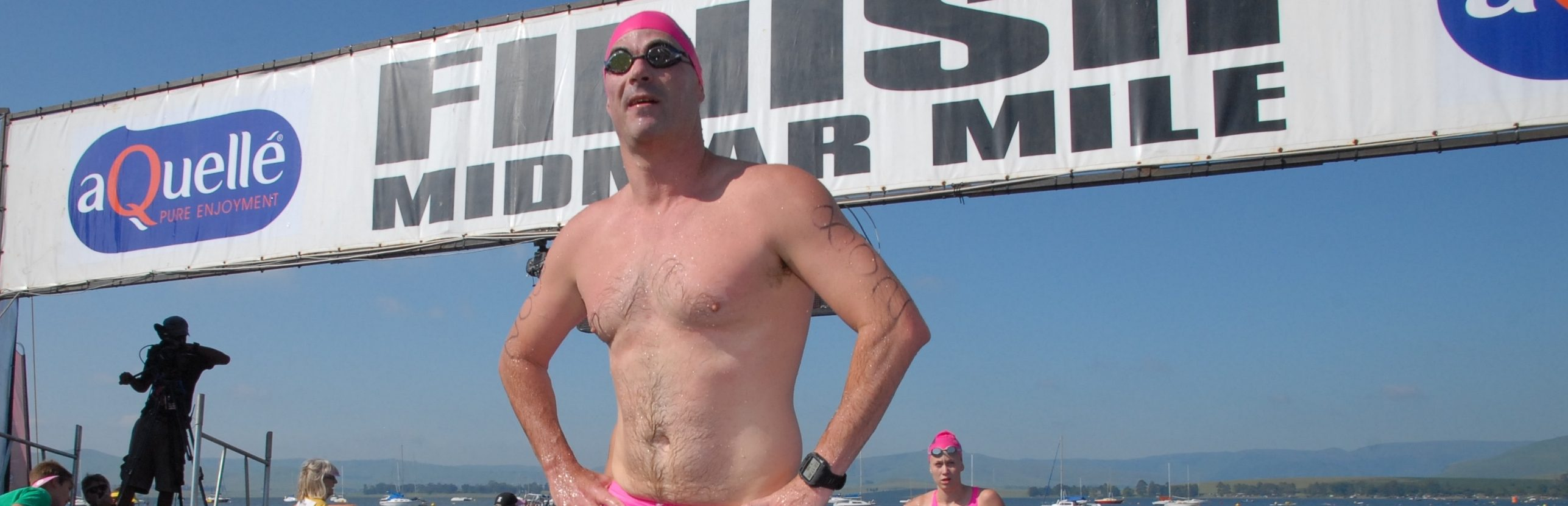 Midmar Mile swimmers to raise R3m for SA charities