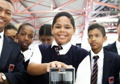 Cape Town Schools Participate in Educational Projects with the  International Space Station