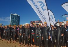 PE ocean swim joins Open Water World Tour