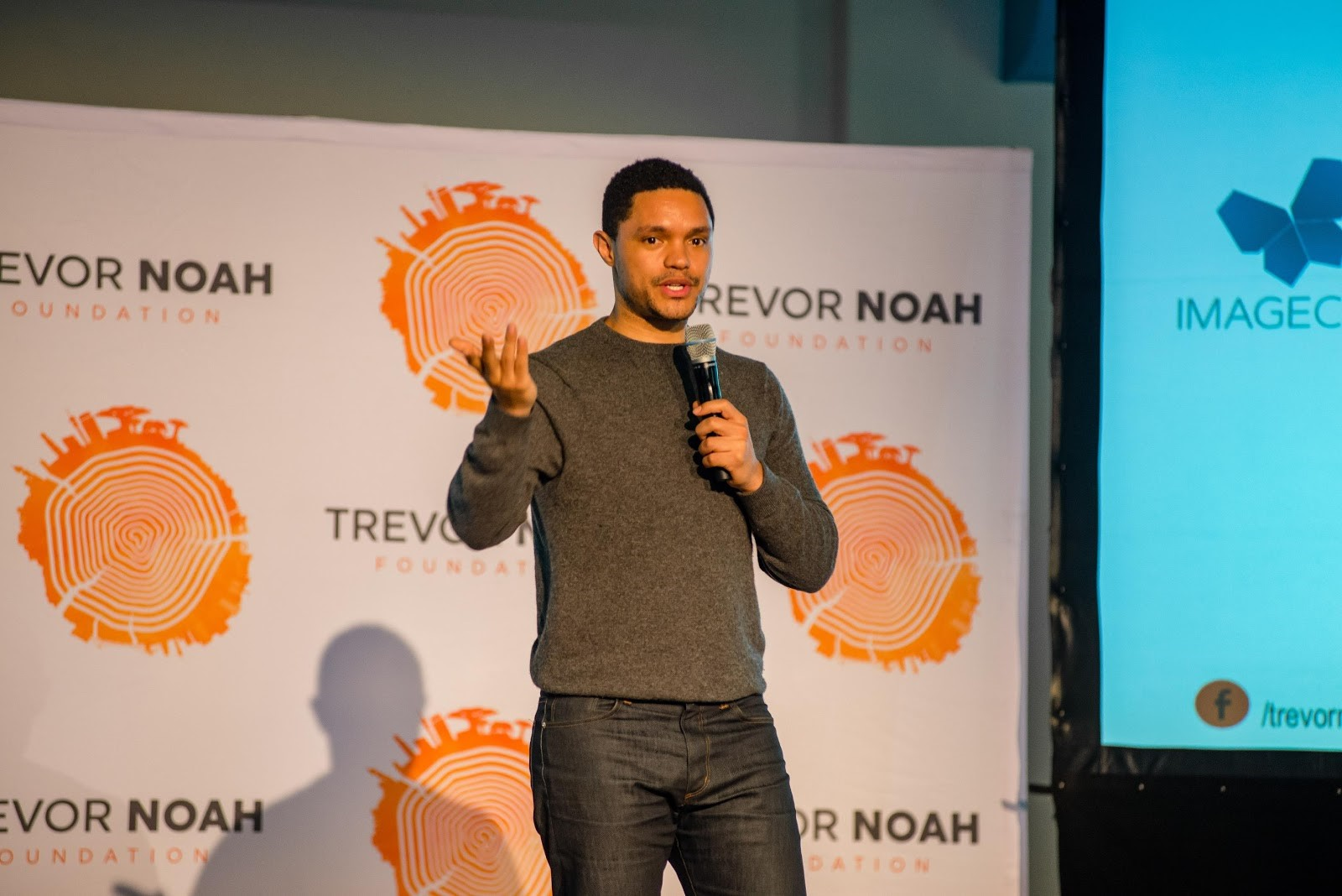 Trevor Noah Launches R2Million Matched Giving Crowdfunding Campaign